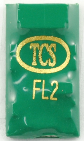 TCS FL2 DCC Function Only Decoder With 6 Pin Plug 1002
