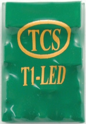 TCS T1-LED Decoder 1484