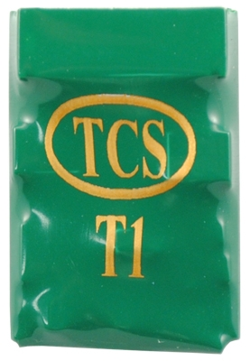 TCS T1A DCC Decoder 9 Pin JST 2 Function 1023