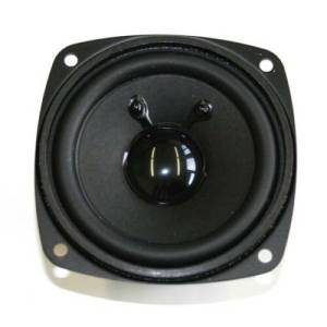 ESU 50338 LokSound Visaton FRS8 78mm Round Speaker ~ 8 Ohms