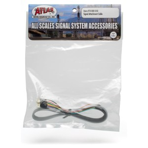 Atlas Model Railroad Signal Attachment Cable ~ 70000050