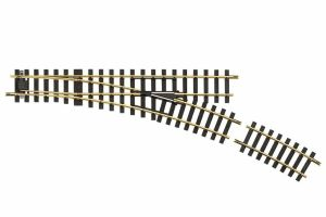 PIKO 35227 Right Hand Switch Manual Turnout Track R7 22.5° ~ G Scale