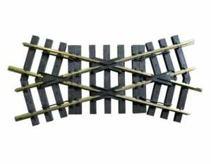 PIKO 35240 30° Crossing Track ~ G Scale