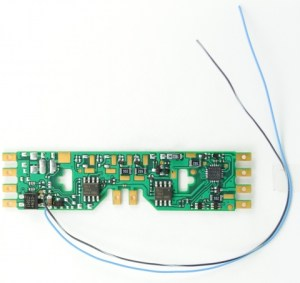 TCS A4X-KA HO DCC Drop In Decoder With Keep Alive Wires 1446