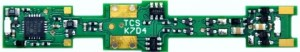 TCS K7D4 For Kato N Scale 4 Function Drop-In 1673