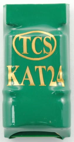 TCS KAT24 T4 DCC Decoder 9 Pin Plug With Keep Alive 1465