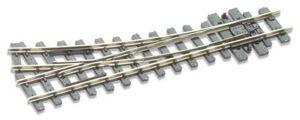 Peco HOn30 Scale Code 80 ~ Small Radius Right Hand Switch Turnout Electrofrog SL-E491