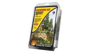 Woodland Scenics ~ Scenery Details Learning Kit ~ LK956