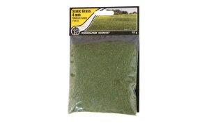 Woodland Scenics Static Grass ~ 4mm Medium Green ~ FS618