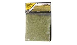 Woodland Scenics Static Grass ~ 4mm Light Green ~ FS619