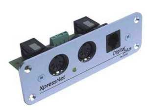 LENZ LA152 ~ XpressNet Digital Plus Panel Adapter ~ Also Works With Atlas