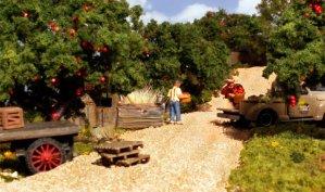 Woodland Scenics ~ Gravel ~ Buff ~ Fine ~ C1288
