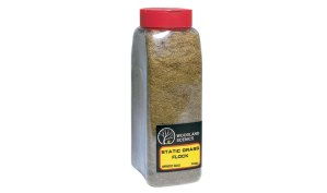 Woodland Scenics ~ Static Grass Flock Shaker ~ Harvest Gold ~ 30oz ~ FL632