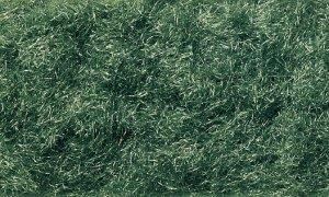 Woodland Scenics ~ Static Grass Flock Shaker ~ Dark Green ~ 30oz ~ FL636