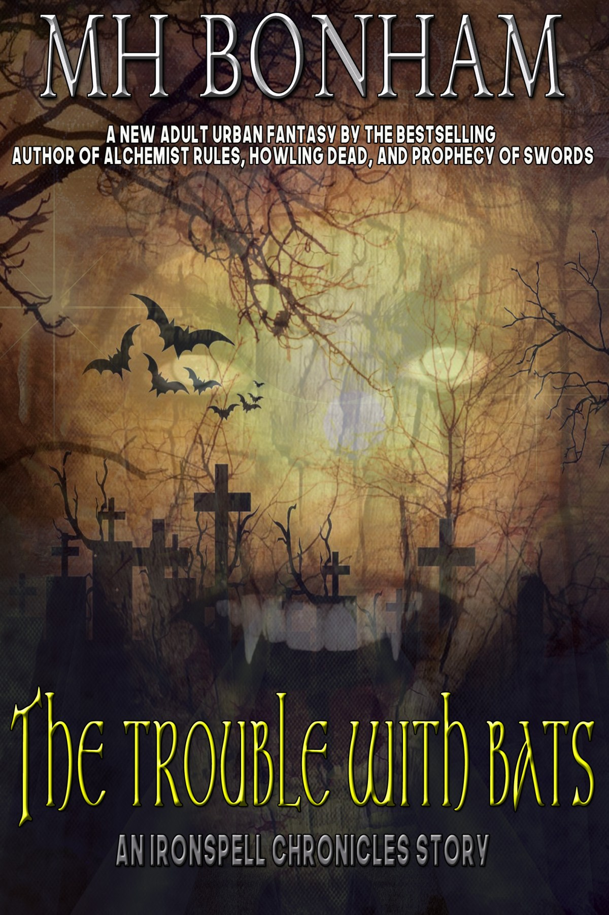 The Trouble with Bats is Available on Amazon!