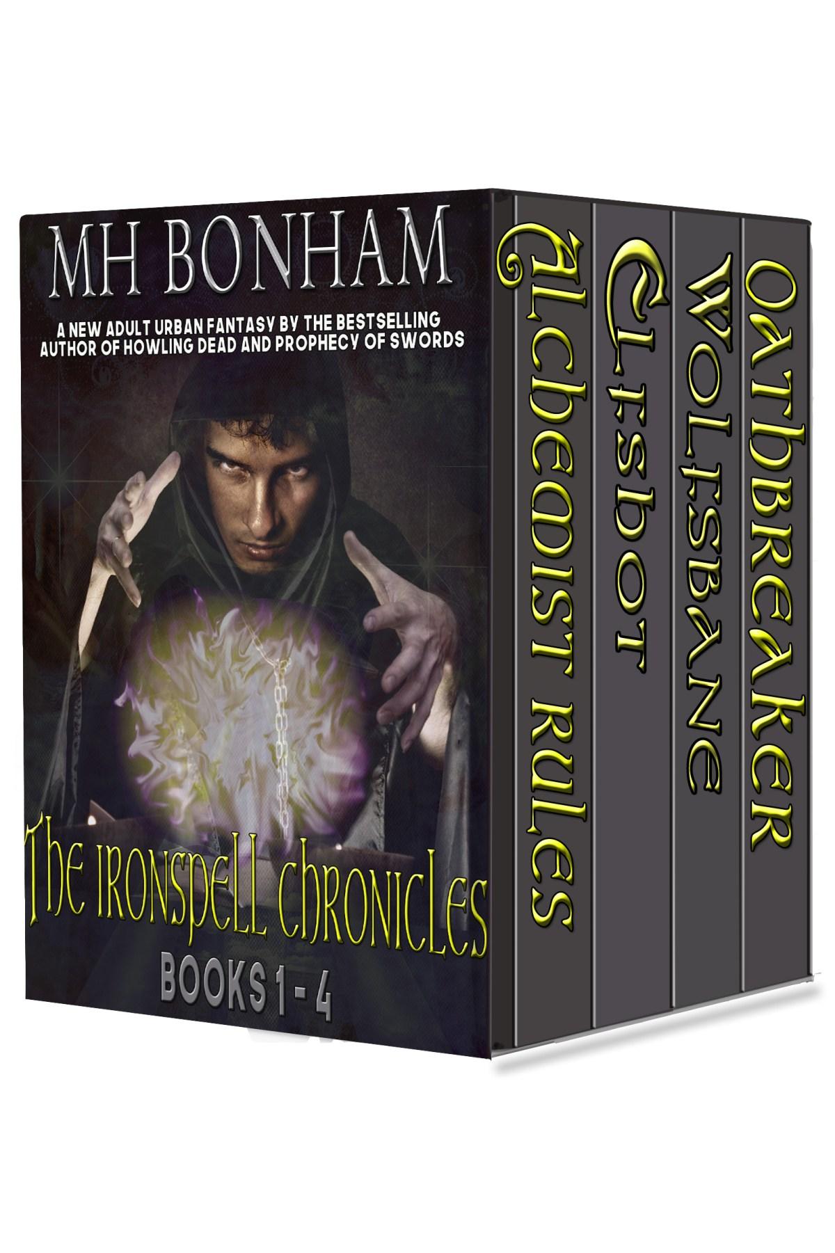 Fiction by MH Bonham
