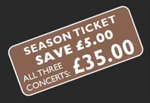 Season Ticket Booking Information