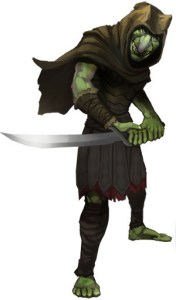 Hobgoblin dark fantasy