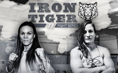 Iron Tiger Fight Series 77 (VOD)