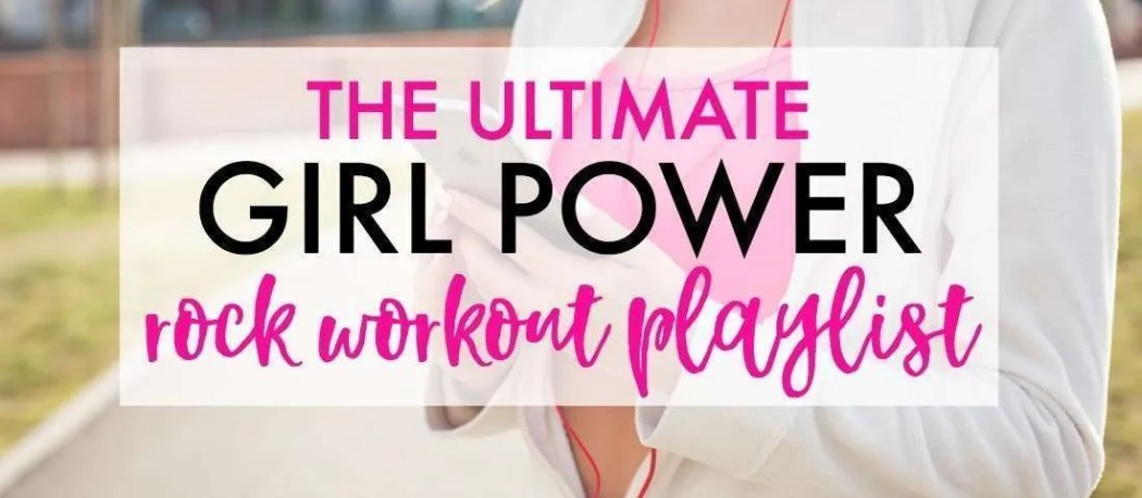Ready to rock to a new workout playlist?