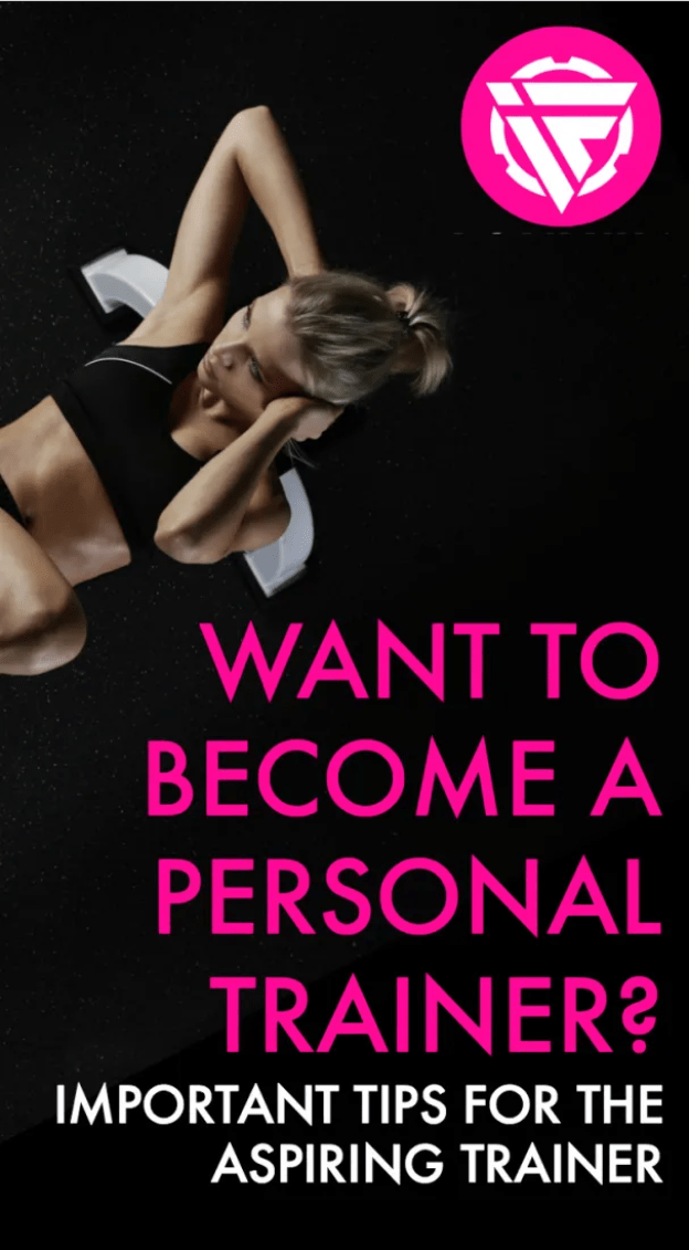 Important tips for the aspiring certified personal trainer/