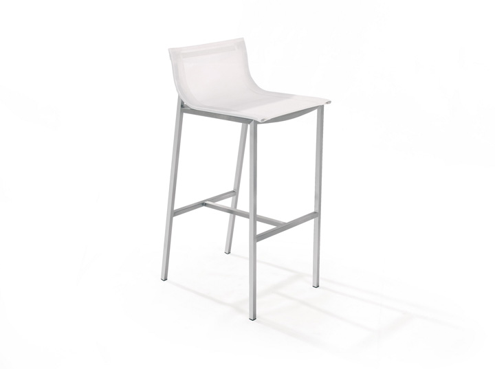 stool chair hong kong diy covers bar table irony home limited 304 stainless steel with batyline