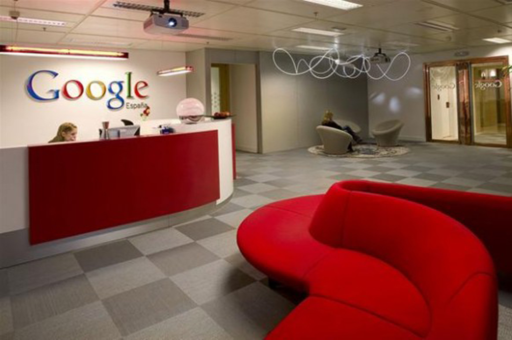 Modern Google Office Decoration Pictures  Irooniecom