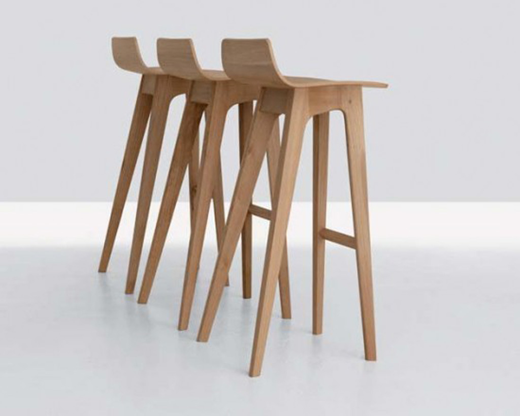 bar stool chair design floating water chairs contemporary wooden furniture iroonie