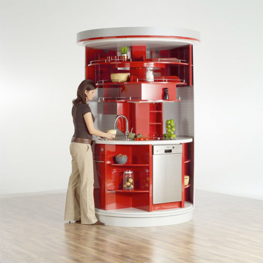 space saver kitchen design molding multi functional appliance iroonie
