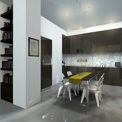 Space Saving Kitchen Outside Designs Iroonie