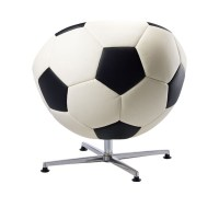 unique football chair ideas - Iroonie.com