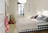 comfortable bedroom apartment decorations - Iroonie.com
