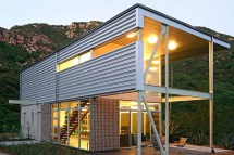 Modern Metal Home Design