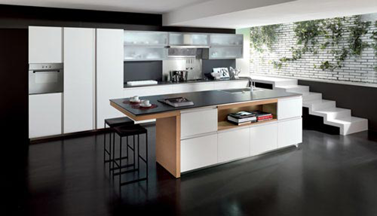 simple kitchen decor layouts  Irooniecom