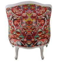 colorful cartoon character chair - Iroonie.com