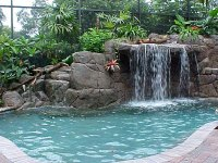 Awesome Outdoor Waterfalls Design Ideas - Iroonie.com