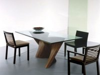 contemporary dining room table design - Iroonie.com