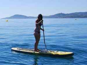location paddle aqua plage