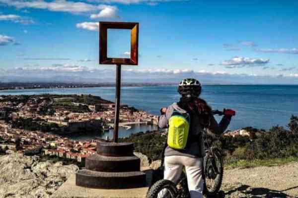 Une balade en trottinette électrique à Collioure
