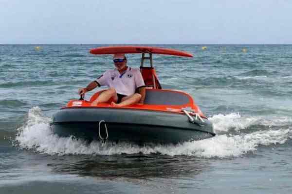 Location bateaux électriques sans permis