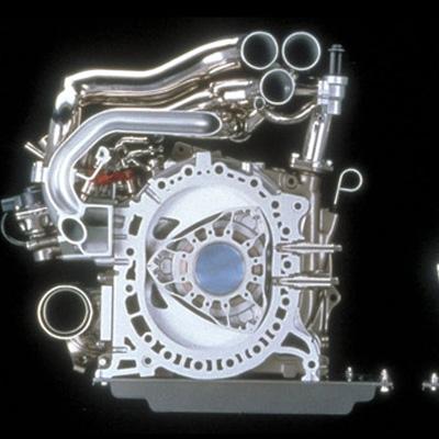 13b Msp Stage 1 Motor Mazda Rx 8