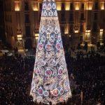 VIDEO/Natale 2019, ad Avellino si accendono le luci della festa