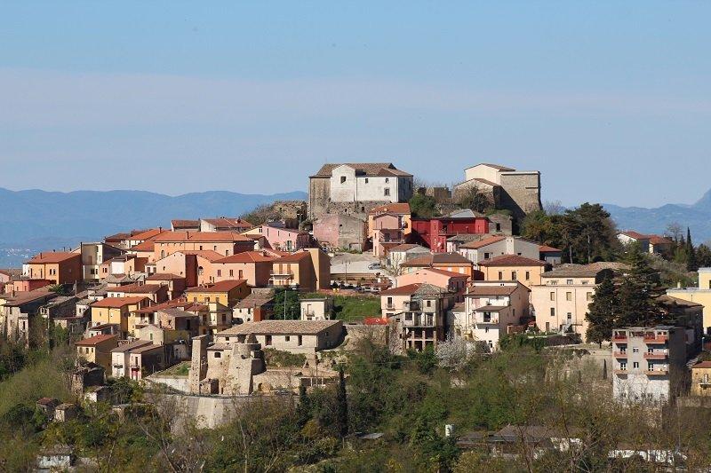 Paese di Montecalvo Irpino
