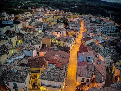 Paesaggio Sant'Andrea di Conza