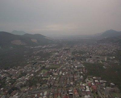 blasoni Vista di Baiano dall'alto