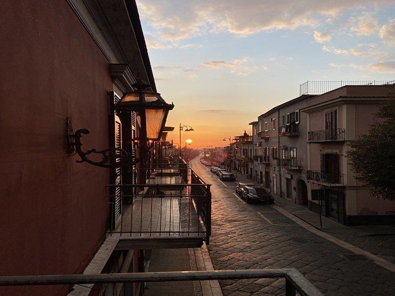 Baiano al tramonto