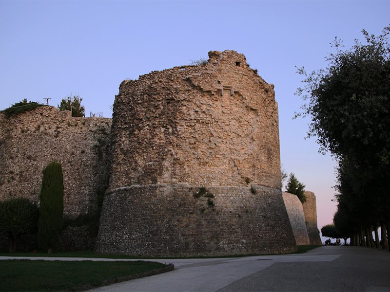 Il castello di Ariano