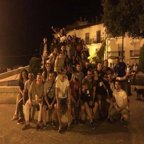 il Forum dei Giovani di Villamaina in Piazza Risorgimento