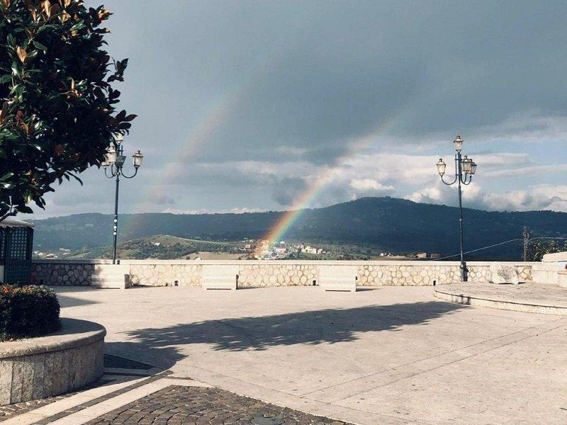 Piazza risorgimento Villamaina