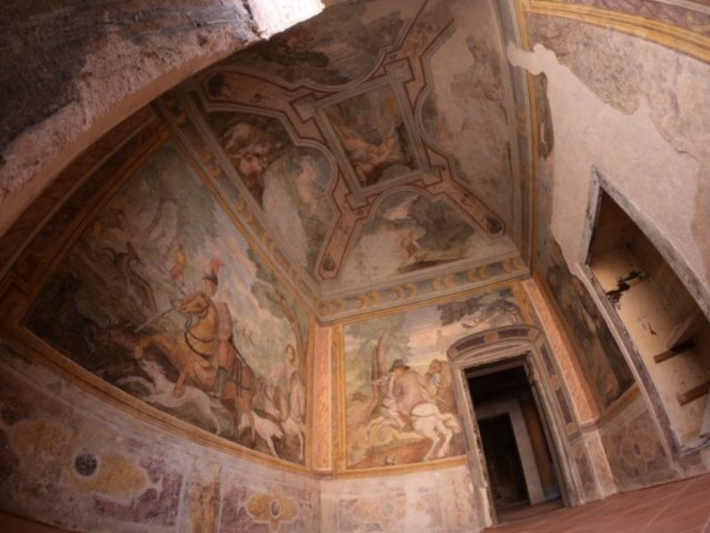 Palazzo Filangieri di Lapio (Interni)